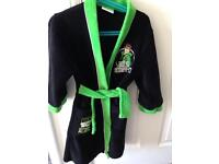 Ben 10 dressing gown age 3-4 approx