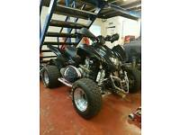 Quadzilla 450r mint condition