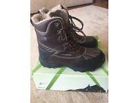NEW - Men's Karrimor Waterproof Winter Boots - NEW