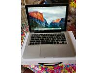 "MacBook 13"" early 2011"