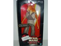"STAR WARS EPISODE ONE 12"" FIGURE - JAR JAR BINKS - BOX NEVER OPENED"
