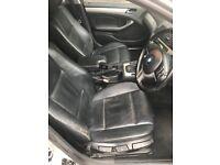 BMW Touring/Estate leather interior seats