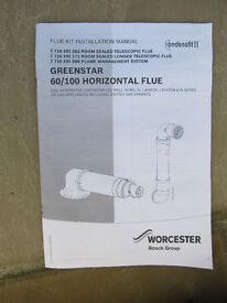 Greenstar 60/100 horizontal flue