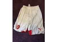 Arsenal 2016 shorts small