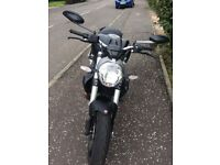 Ducati Monster 821! Awesome machine for a steal!