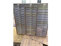 50 drawer craft unit