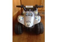 Child's Electric Quad Bike age 2 to 4 years