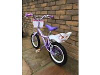 "Apollo Petal 14"" girl's bicycle"