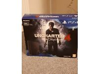 PlayStation 4 500GB slim #New Sealed Box#