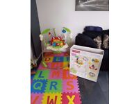Fisher Price Rainforest Jumperoo Boxed