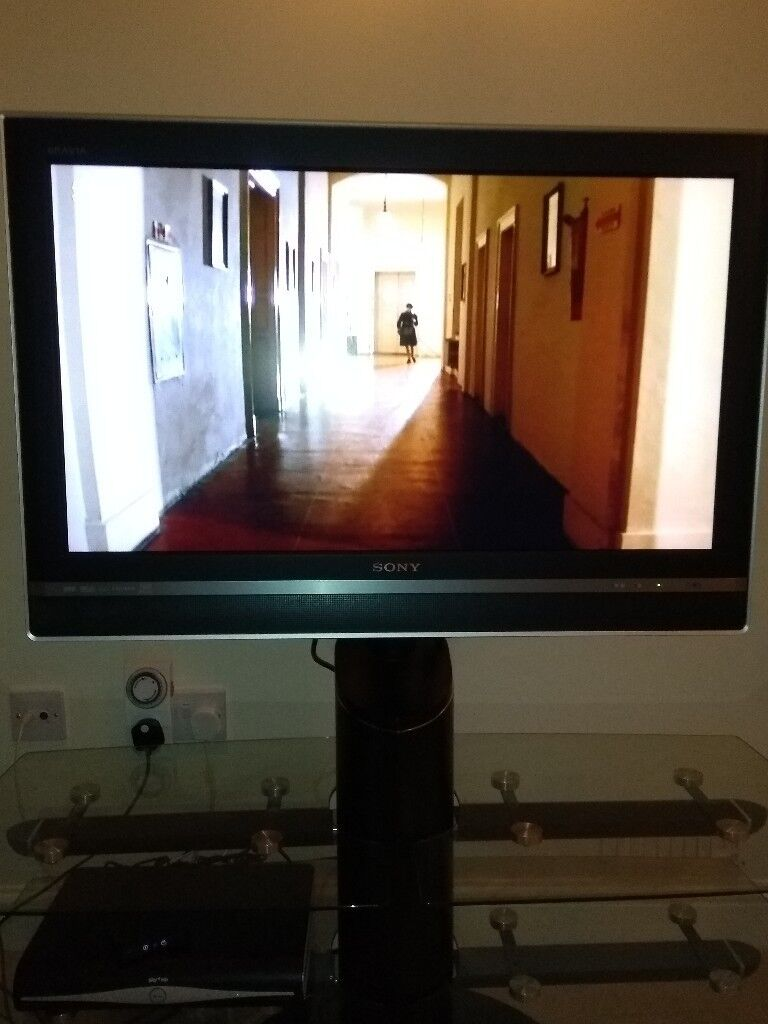 "SONY LCD BRAVIA 32"" TV MODEL KDL-32V2500 WITH STAND"