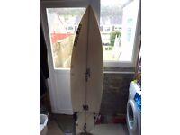 Surfboard Pukas by Pete Daniel