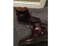 Ladies doc Martin ankle boots