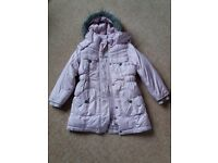 Girls Winter Coat age 5-6