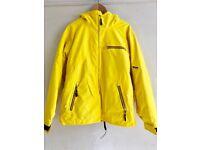 Wed'ze Bright Yellow Ski / Snowboard Jacket