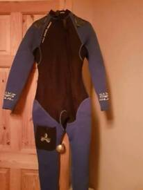 Make full metal jacket dive suit is medium