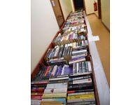 Large Choice of Paperback/Hardback Books