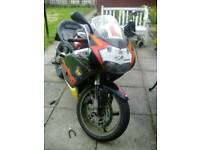 Aprilia rs 125 2003 years mot plus all spares