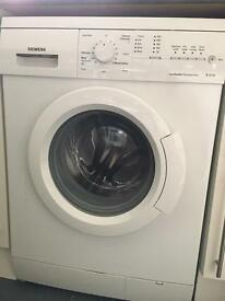 Siemens E14 washing machine