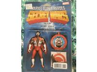 Marvel Super Heroes Secret Wars comic