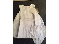 NEW MAYORAL 6-9 months baby girl dress set
