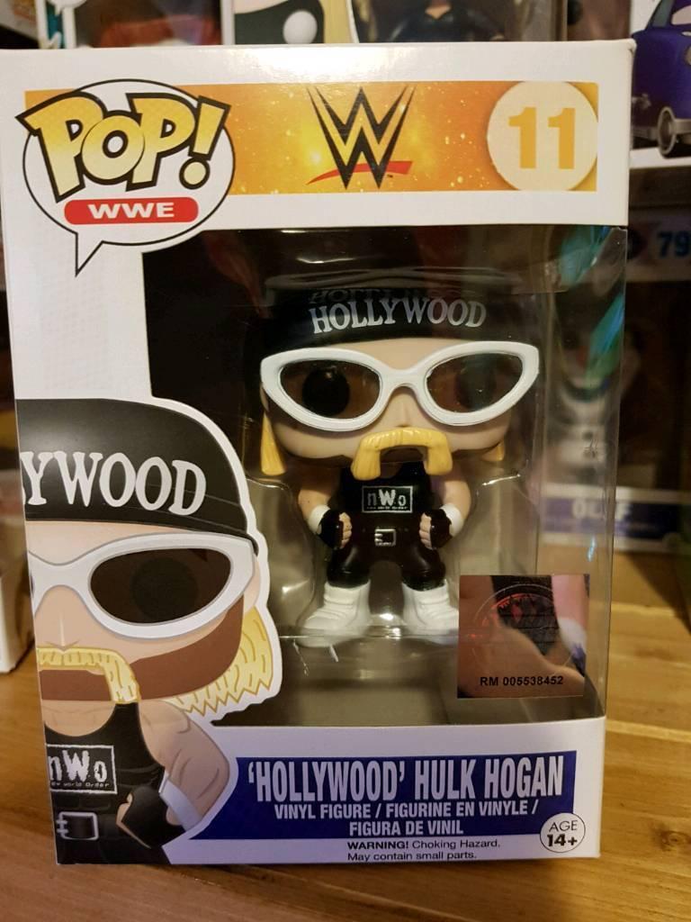 hollywood hulk hogan funko