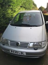 Vw sharan 2.8 vr6 7 seater