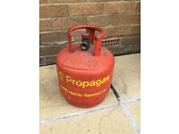 Propane 3.9kg Camping and BBQ Gas Tank