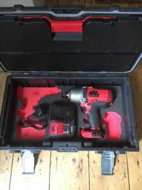 Mac tools 18v impact wrench. New