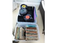 vinyl records lps and 45