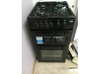 Beko BDVG592 Gas Cooker *USED ONCE*