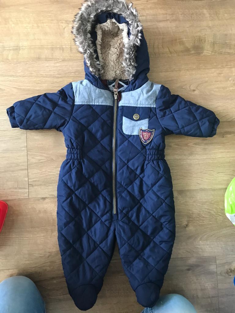 Next snowsuit size 3-6