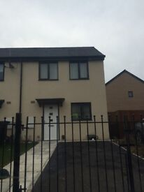 2 bed new build for rent £525 updated and still available