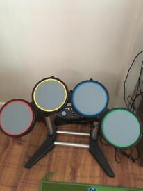 Xbox 360 drum kit