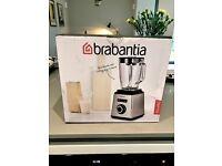 BRAND NEW, UNOPENED Brabantia Stainless Steel Blender - 1.5 L, 1000 W