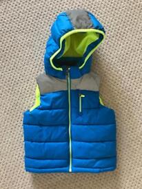 Quilted vest (H&M)