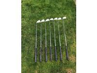 Golf Clubs (Wilson Staff)