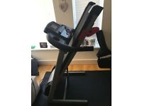 Treadmill, motorised, only a couple of months old