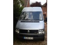 VW LT35 158BHP LWB PANEL VAN 06 REG, VW NOT SPRINTER, FULL NEW 12 MONTHS MOT