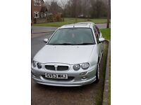 Spares or Repair. 2003 MG ZR. Low Mileage.