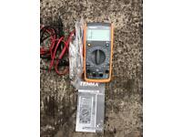 Tenma multimeter