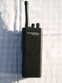 Motorola GP300 UHF Currently on 446MHz Free Programming if Required