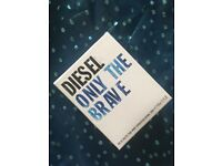 DIESEL ONLY THE BRAVE AFTERSHAVE COLOGNE