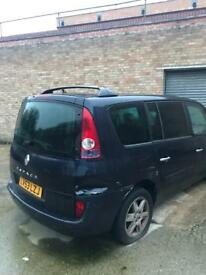 Renault espace Breaking all parts available