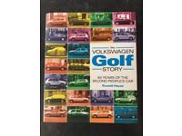 The Volkswagen Golf Story by Russel Hayes