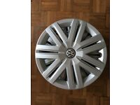 Wheel Trims for VW Polo