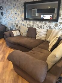 Corner sofa for sale..