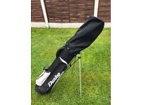 18 Golf Clubs/ Dunlop Golf Bag