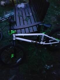 Blank BMX