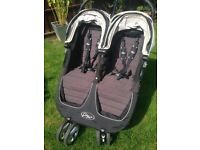 City Jogger Double Buggy lightweight (City Mini)